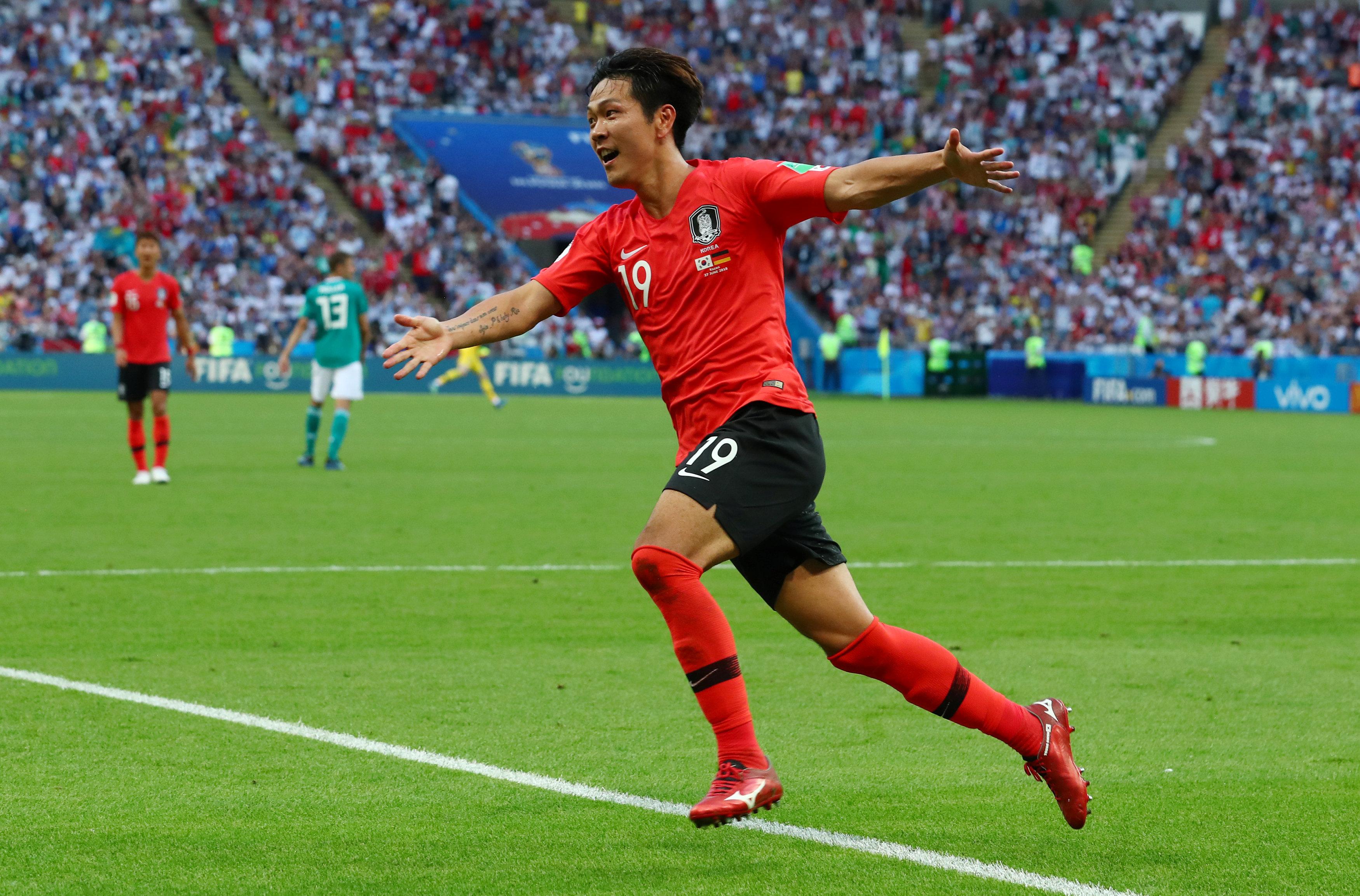 Shambolic Germany sent packing after loss to SouthKorea