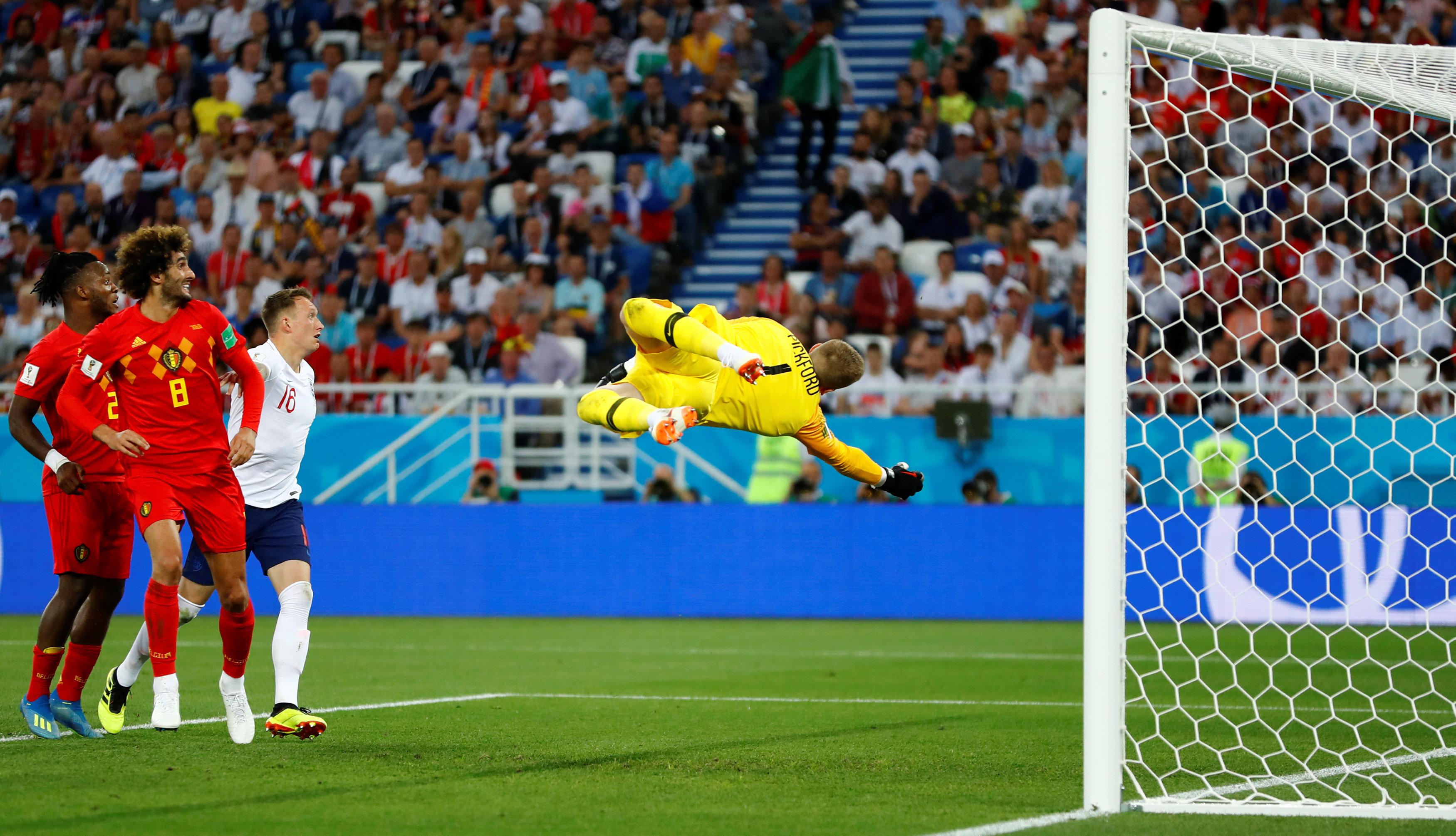 Januzaj gives Belgium 1-0 win over England and top spot