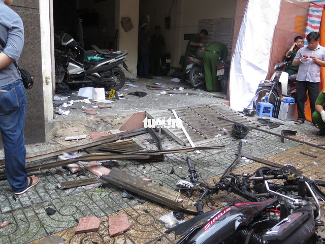 ​Ho Chi Minh City police nab eight suspects in terror attack on police station