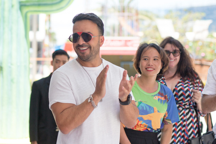 Luis Fonsi says to perform new version of Despacito in Vietnam