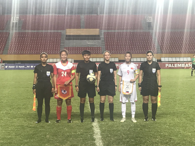 Vietnam book early ticket to semifinals of SE Asian women's football championship