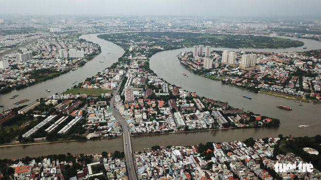 ​Delayed urban project leaves thousands miserable on Ho Chi Minh City peninsula