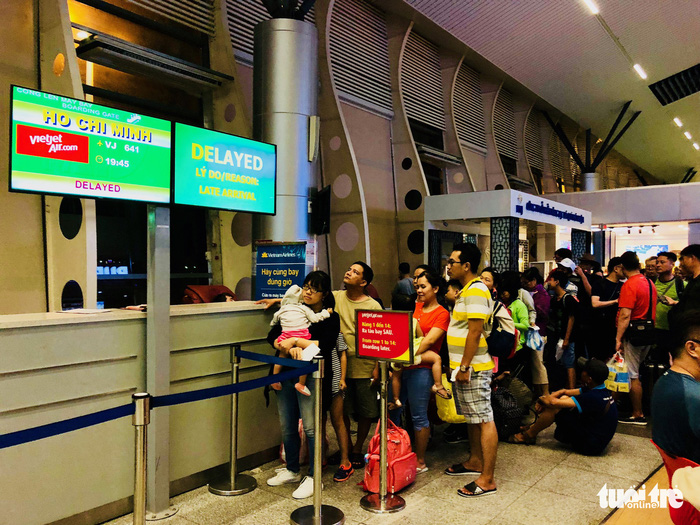 ​Vietjet tops list of delayed flights in first half of 2018: reports