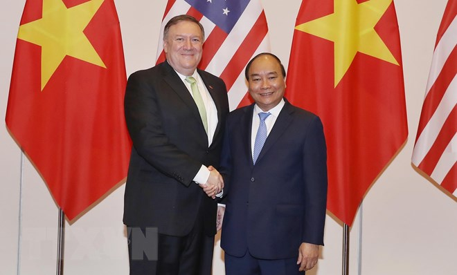 US treasures comprehensive partnership with Vietnam: Secretary of State