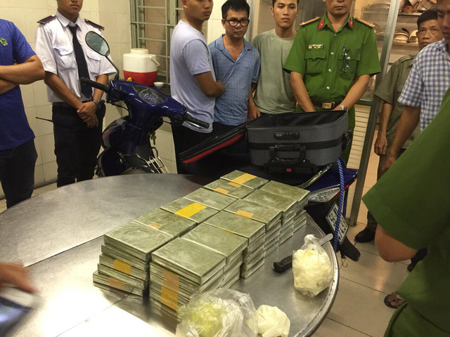 Ringleader nabbed as police seize largest-ever drug haul in Ho Chi Minh City