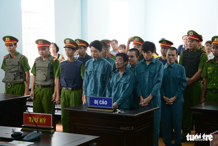 ​Six behind bars for disrupting public order in south-central Vietnam