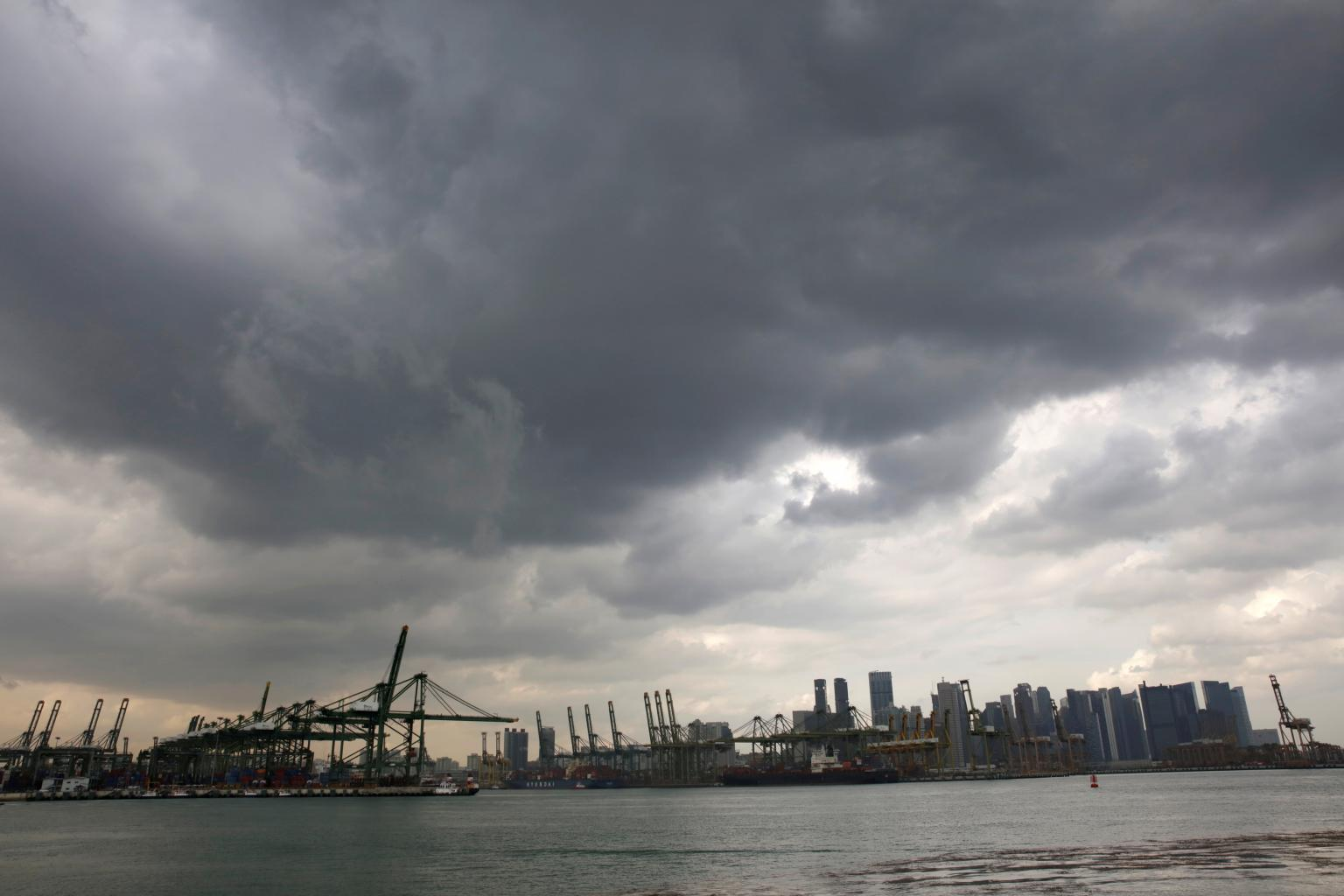 Singapore second-quarter GDP growth slows as trade tensions cloud outlook