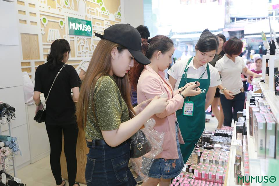 Over 99% of goods at 'Korea' retailer chain Mumuso in Vietnam made in China: ministry