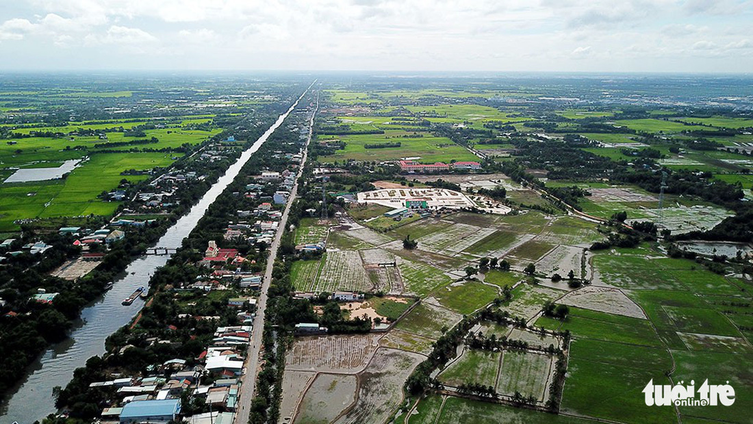 Ho Chi Minh City to rake in$65.5bn in second phase of massive land use swap