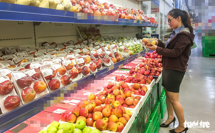 Vietnam a 'transit stop' for China-bound exports of Thai fruit