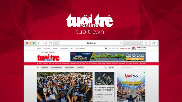 Vietnam ministry suspends Tuoi Tre Online