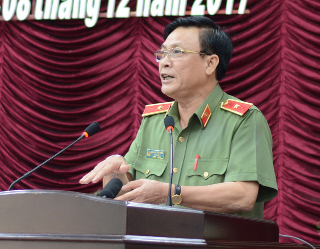 Nearly-retired Vietnamese police chief approved for business trip in Germany