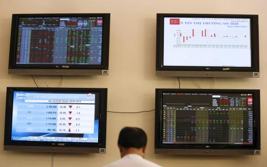 ​Vietnam's stock market falls victim to U.S.-China trade war