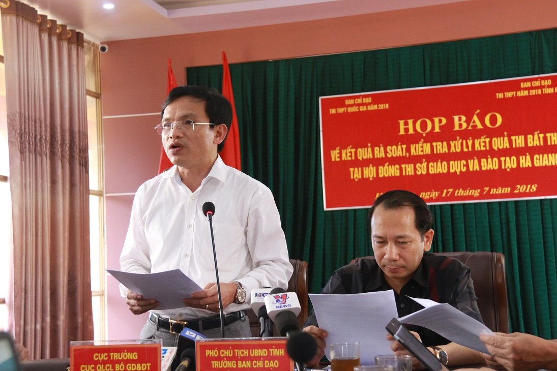 Test-score manipulation scandal hits Vietnam's national high school exam