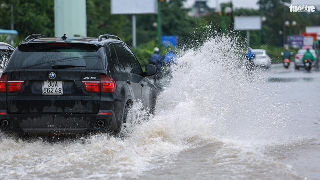 Torrential rains to continue dampening northern Vietnam this week