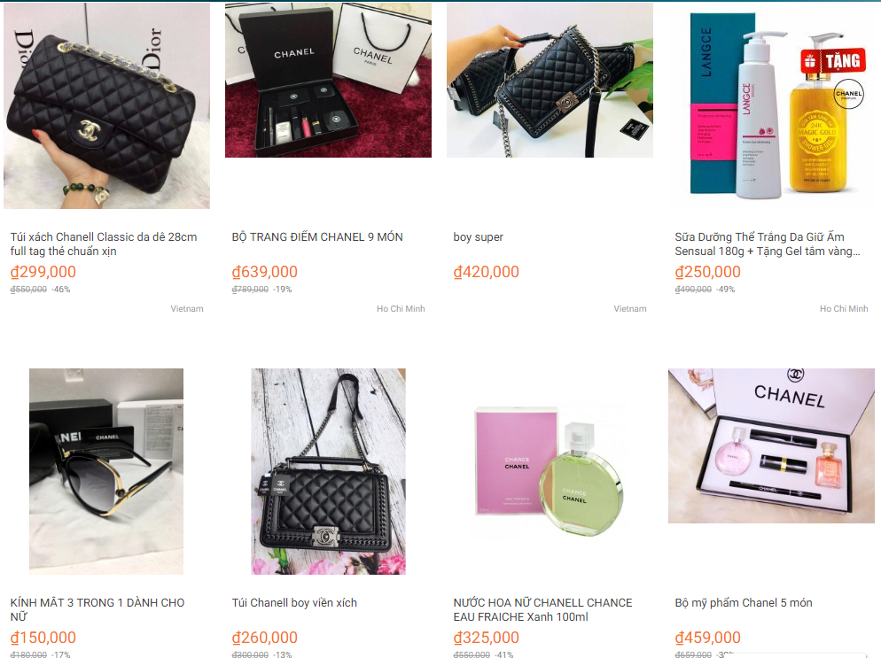 ​Fake, contraband products rampant on Vietnam's online marketplaces