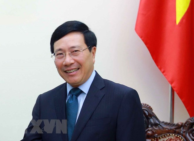 ​Vietnamese deputy premier pays official visit to Singapore, attends ASEAN summit