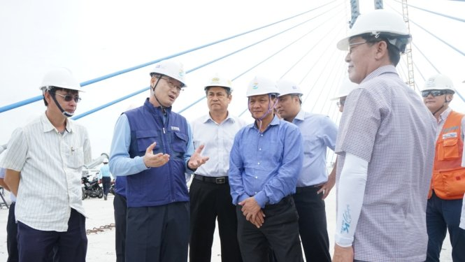 ​Major bridge in Vietnam's Mekong Delta to be inaugurated in early 2019