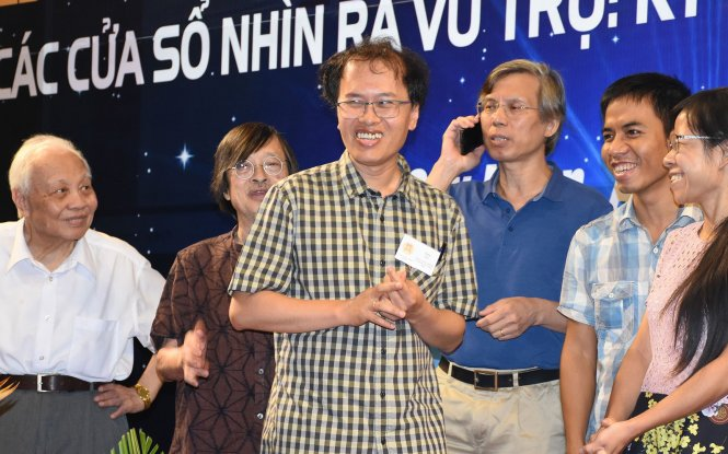 ​Hanoi-born physicist becomes first Vietnamese recipient of prestigious Dirac Medal