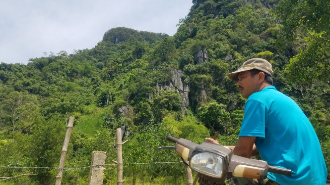 Vietnamese hunter turns into guardian of threatened species
