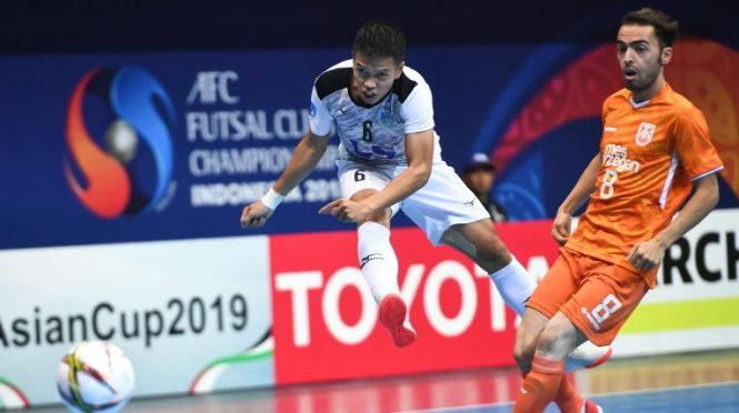 Vietnam finish second at AFC Futsal Club Championship