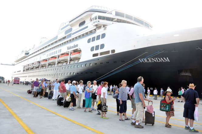 Ho Chi Minh City tourism disadvantaged due to lack of berths for cruise ships