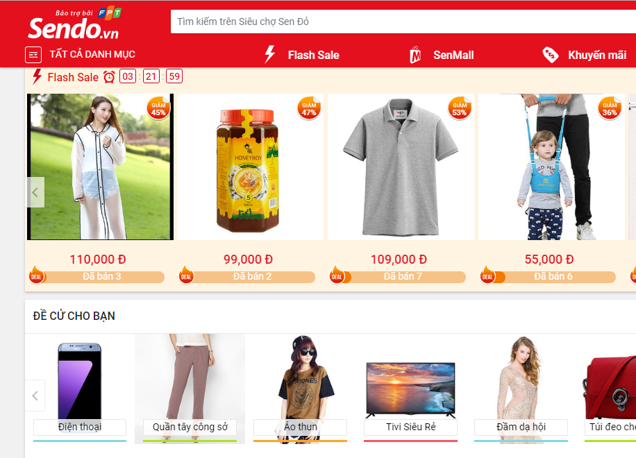Vietnam's e-commerce platform Sendo receives $51mn from int'l investors