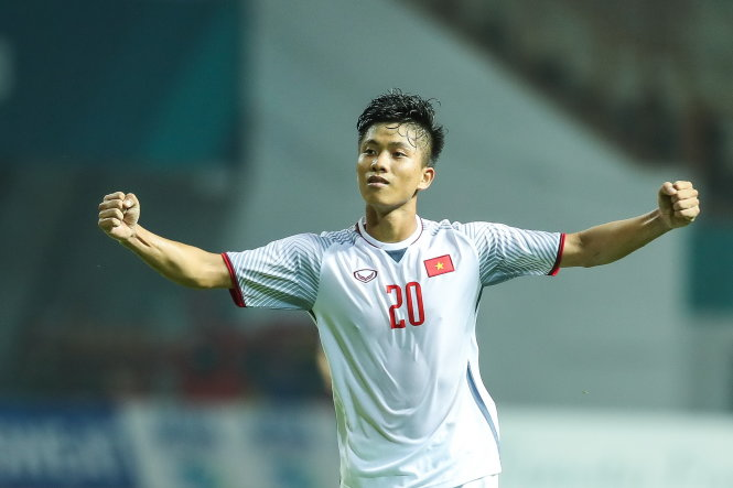 Vietnam beat Nepal 2-0 to advance to knockout stage at 2018 Asian Games