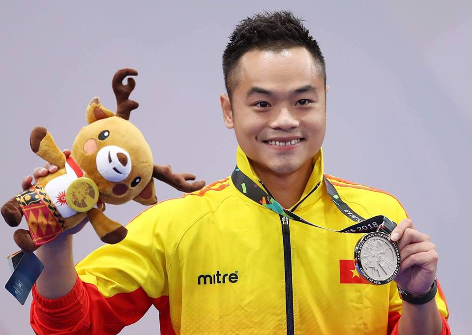 Vietnam pockets two silvers on Day 3 at 2018 Asian Games