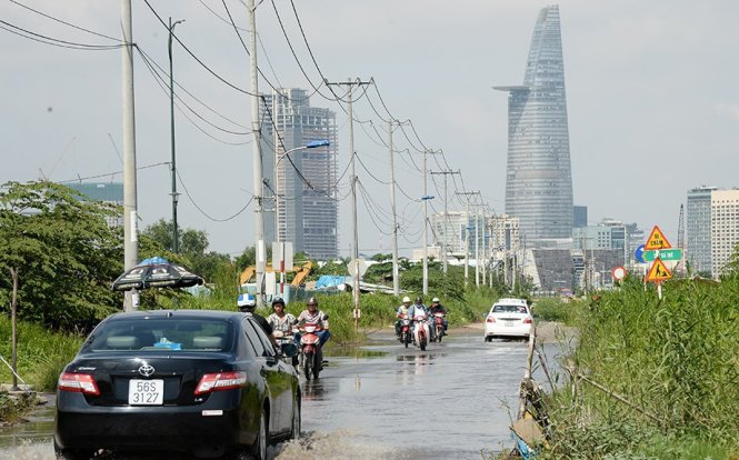 ​Experts discuss solutions to subsidence in Ho Chi Minh City