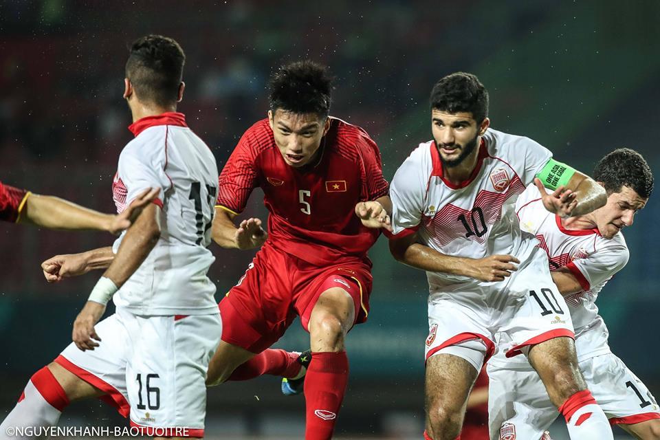 Vietnam beat Bahrain to seal historic quarterfinal berth at 2018 Asian Games