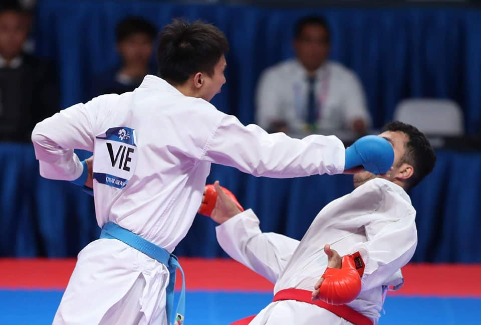 Vietnam hit by medal drought through weekend at 2018 Asian Games