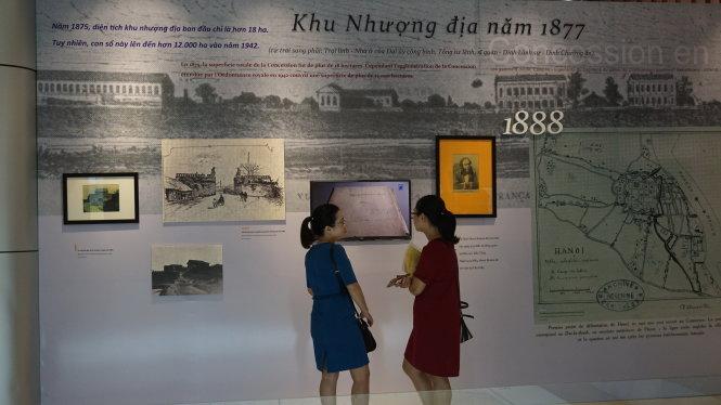 Exhibition highlights 19th-century Hanoi