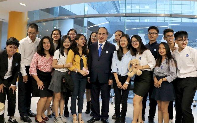 Fulbright University Vietnam begins co-design school year