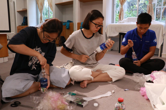 Vietnamese youth spread green lifestyle