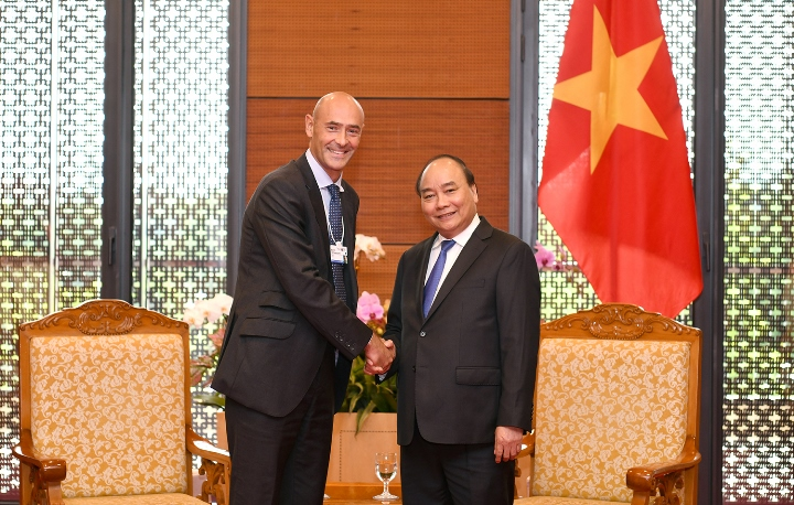 Global corporations want to cooperate with Vietnam on digitization