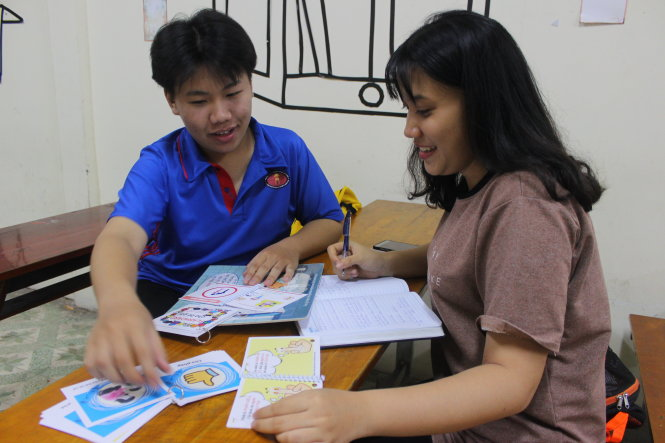 ​Two Vietnamese freshmen create sexual abuse education products for children
