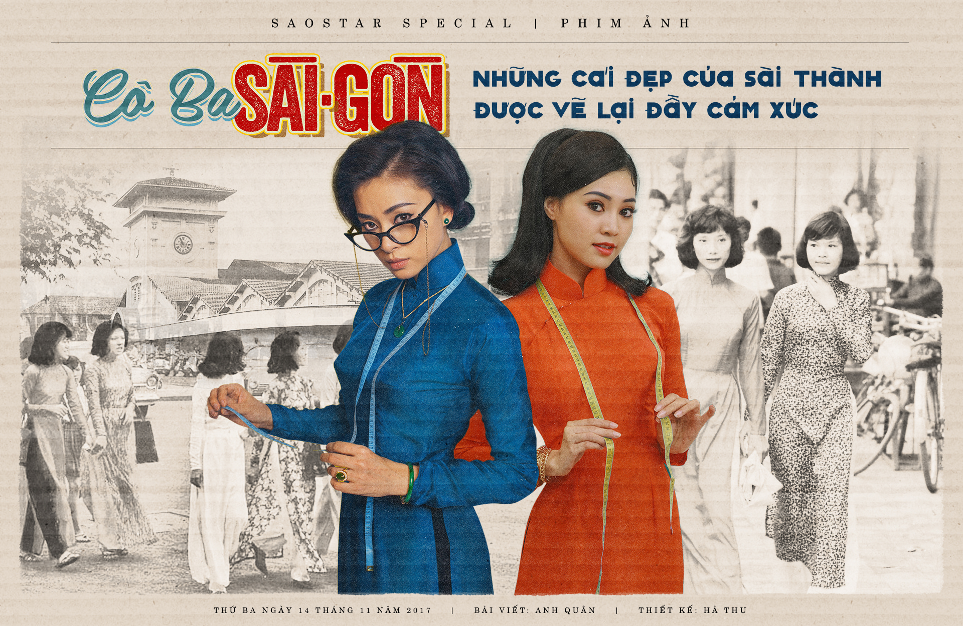 ​Box office hit about Vietnam's ao dai submitted for Oscars' foreign film award