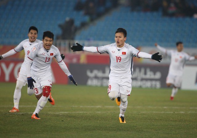 Rumors of 'costly midfielder' run wild after Vietnam football thrives in Asian playground