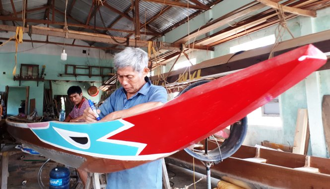 Meet the Vietnamese men who make invincible racing boats