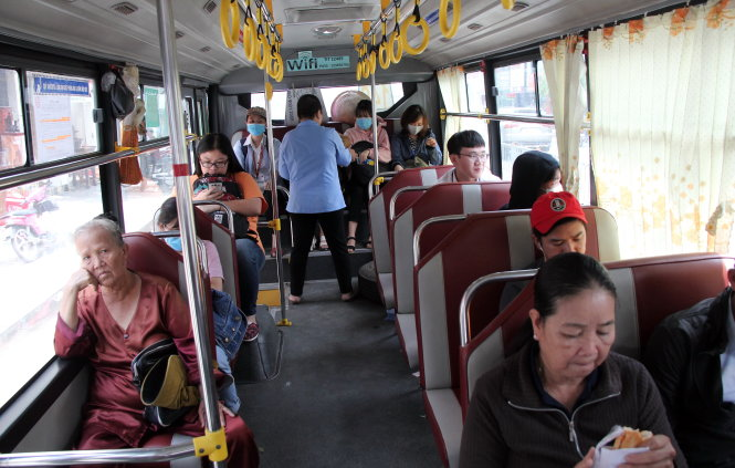 Buses increasingly neglected in Ho Chi Minh City