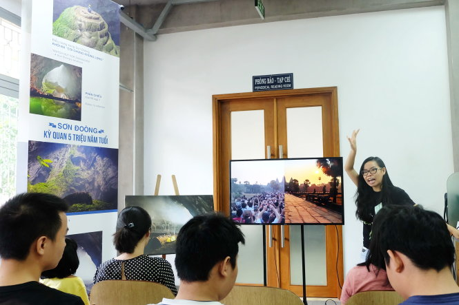 ​Vietnamese cave activist takes to virtual reality to 'Save Son Doong'