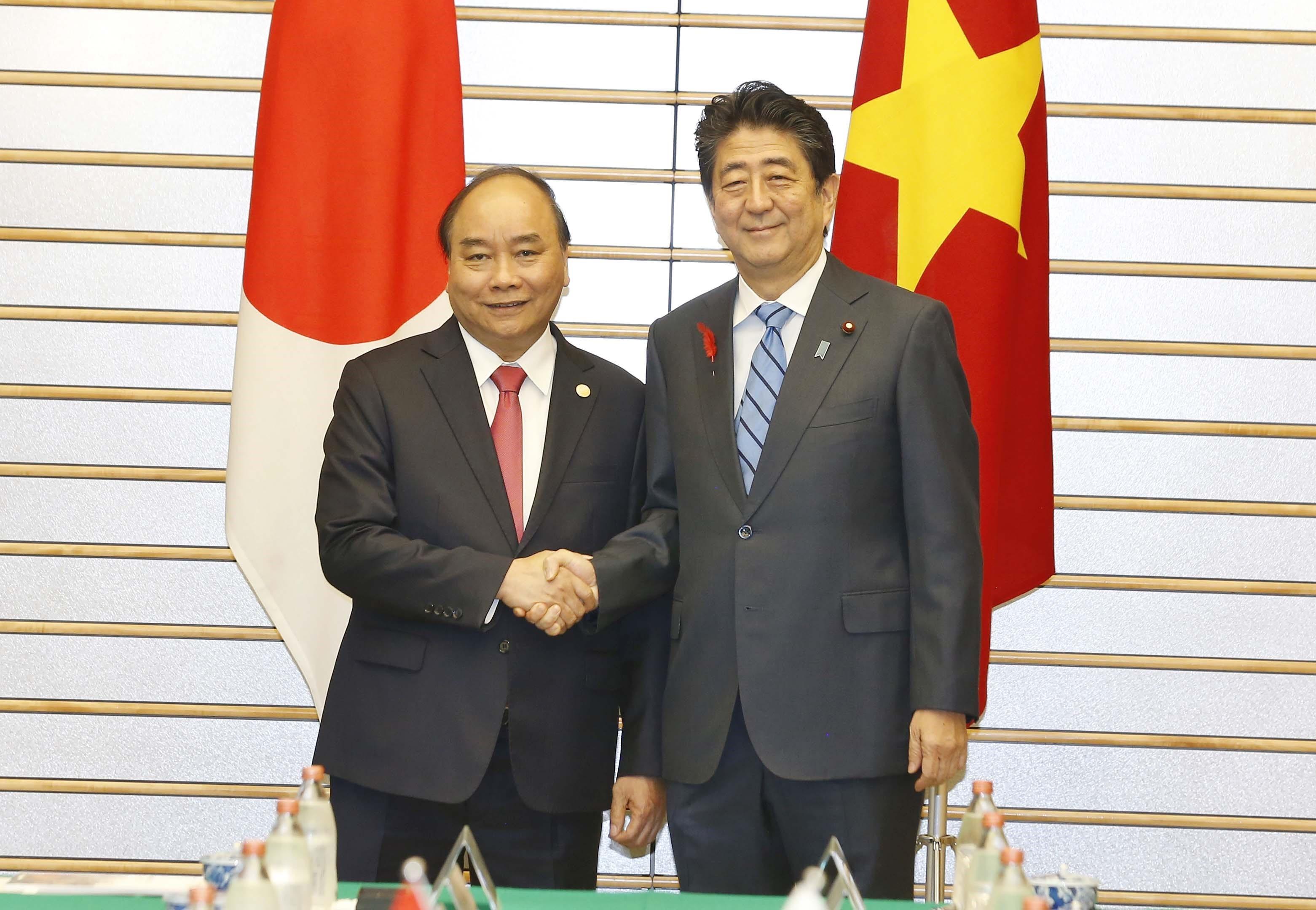 Vietnam, Japan join hands for comprehensive, substantive development