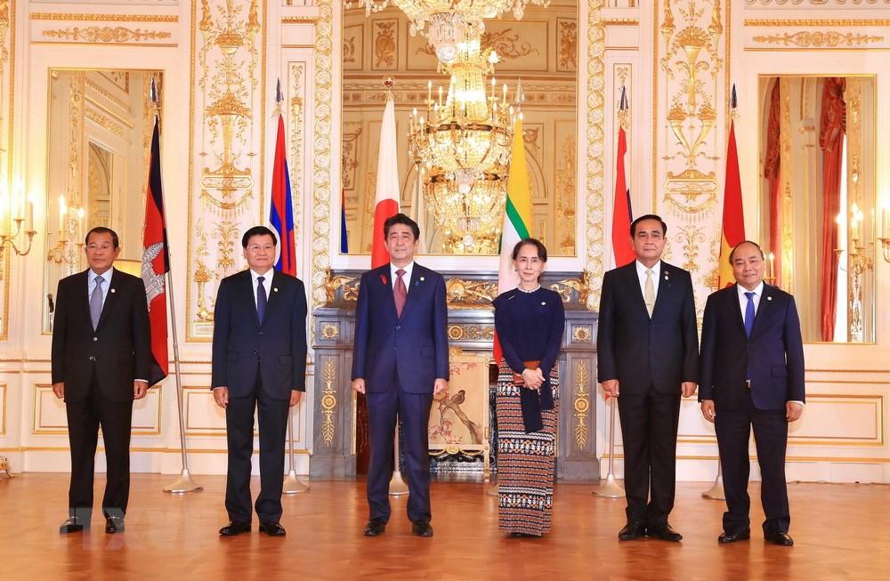 Vietnam to strive for stronger Japan-Mekong cooperation: premier