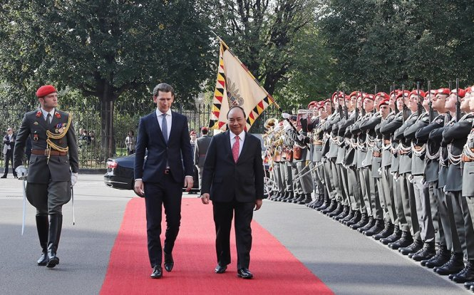 Austria supports signing of EU-Vietnam free trade pact: Chancellor