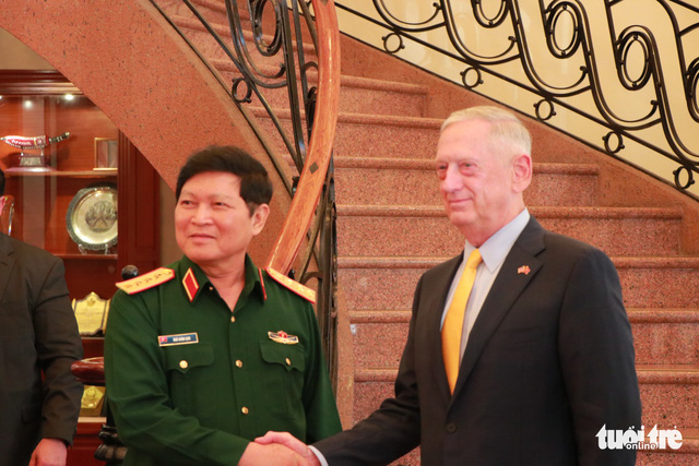 Vietnam requests US cooperation in dioxin removal at military airport