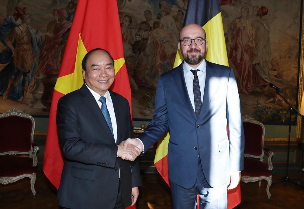 Belgium to help Vietnam develop clean agriculture