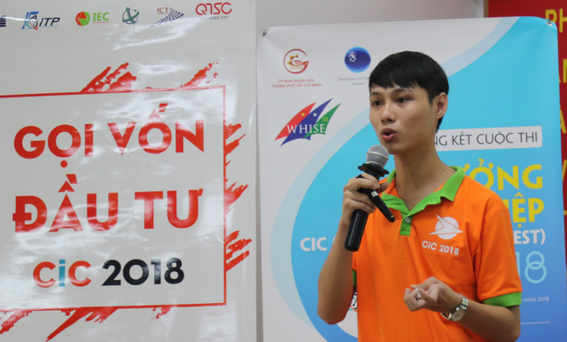 Vietnam's program connects college students' startup ideas with investors