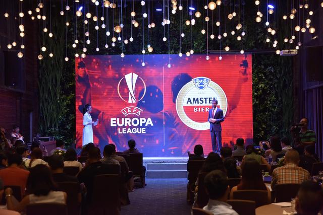 European beer brand Amstel launched in Vietnam