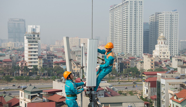 Vietnam's mobile data speed in for big boost with new 4G frequency band